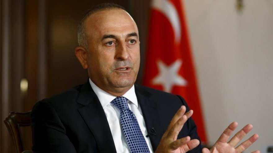 Глава МИД Турции обвинил в убийстве российского посла организацию Гюлена (ВИДЕО)   Русская весна