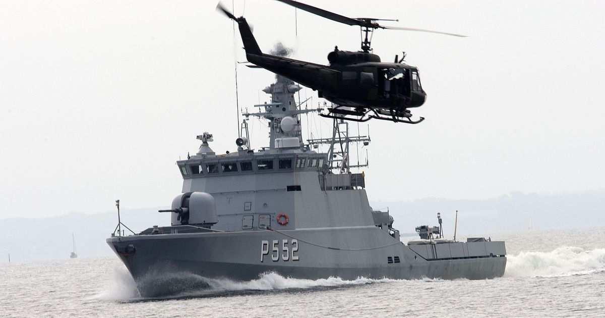 Дания готова продать Украине военные корабли | Русская весна