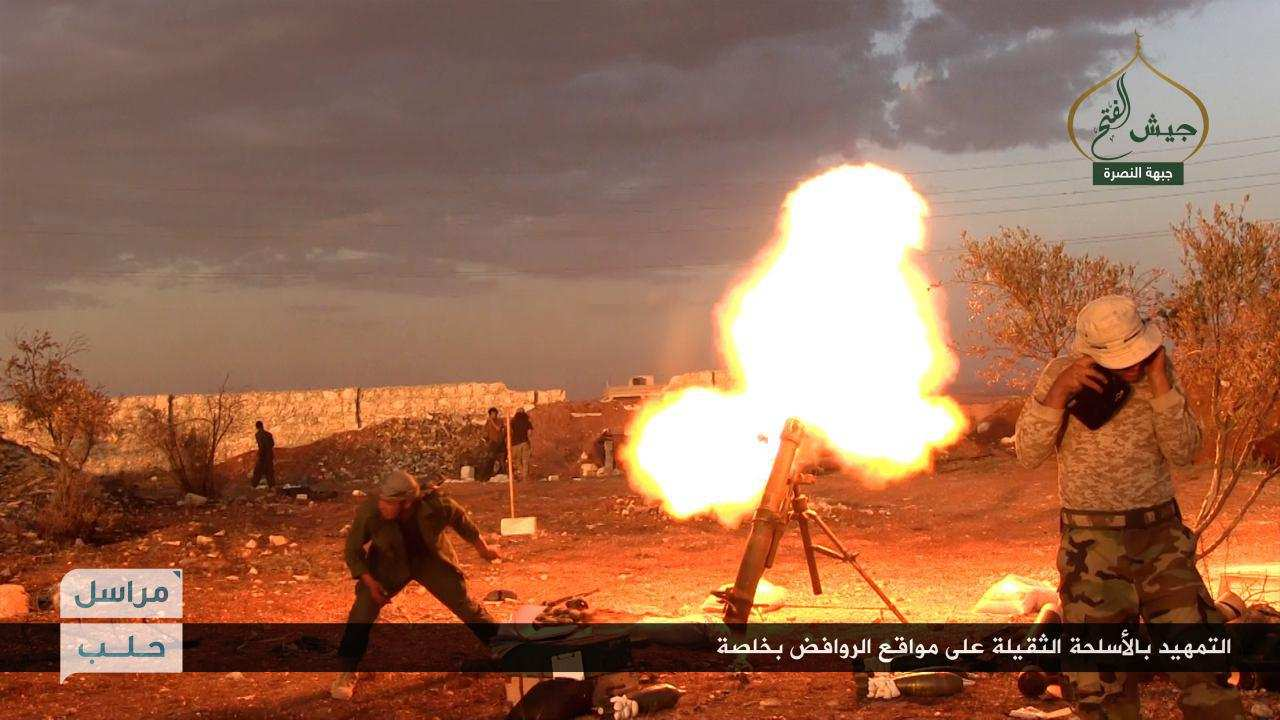 МОЛНИЯ: Российские военные ранены боевиками в Алеппо (ВИДЕО)   Русская весна