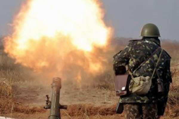 ВСУ обстреляли из минометов территорию ЛНР, — Народная милиция   Русская весна