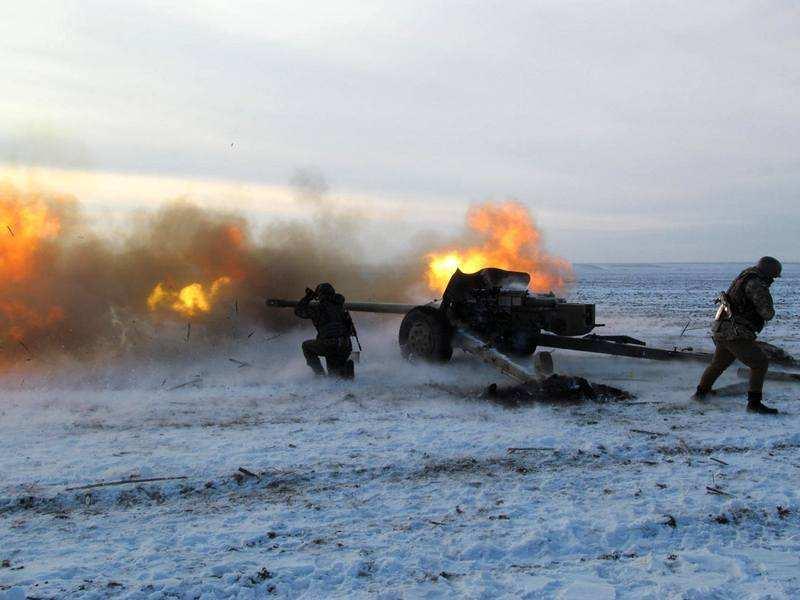 СРОЧНО: ВСУ открыли огонь по Донецку | Русская весна