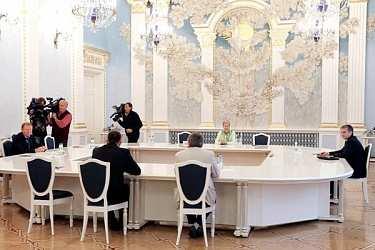 В Минске началась встреча Контактной группы | Русская весна