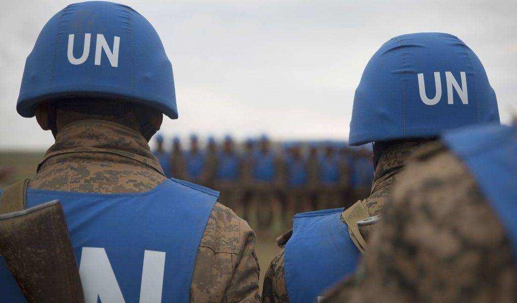 МИД Германии призвал ввести вооруженных миротворцев в Донбасс  | Русская весна