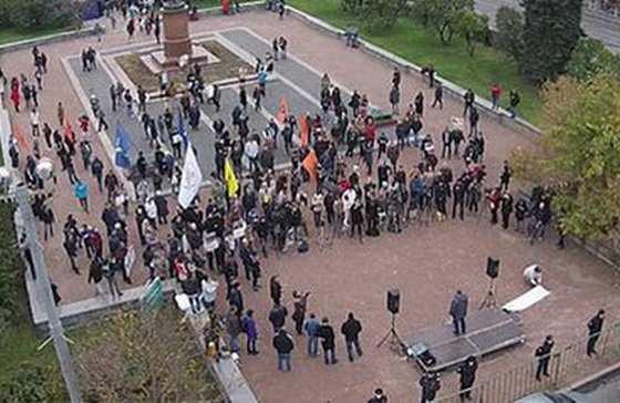 Митинг оппозиции заИГИЛ поразил Москву (ФОТО) | Русская весна