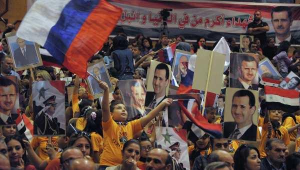В Вашингтоне бьют тревогу: «Будущее Сирии будет формировать Россия» | Русская весна