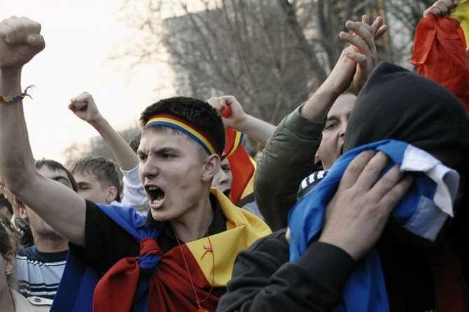 Начнется ли «Румынская Весна» в украинской Бессарабии? | Русская весна