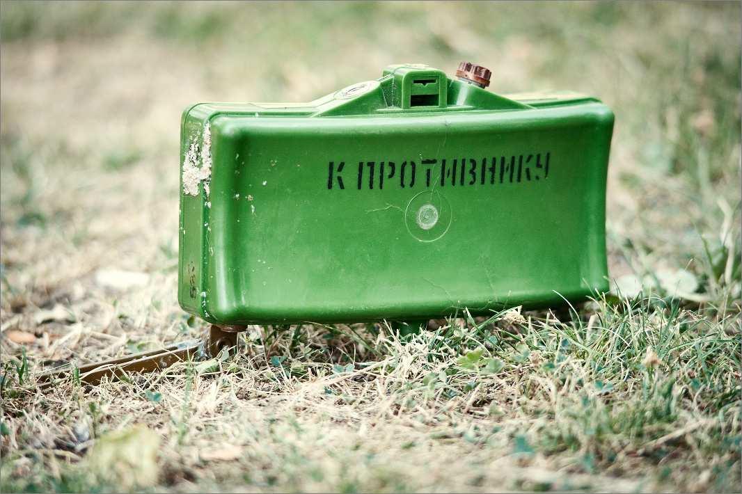 У участников блокады Донбасса полиция обнаружила большое количество боеприпасов, идут обыски | Русская весна
