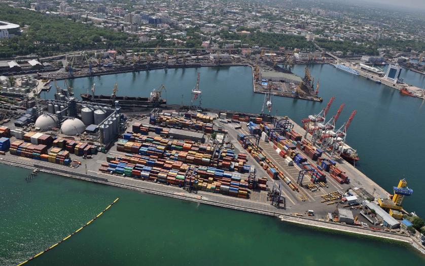 Морскими портами Украины будет управлять латвиец | Русская весна