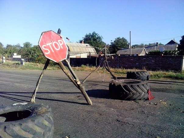 Оккупанты подготавливают общественное мнение к созданию «железного занавеса» на линии соприкосновения с ЛНР | Русская весна