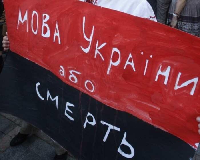 Русскоязычных граждан Украины ждут штрафы итюрьмы | Русская весна