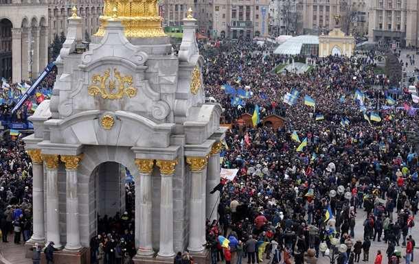 К годовщине Евромайдана в Киеве установят контрольно-пропускные пункты | Русская весна