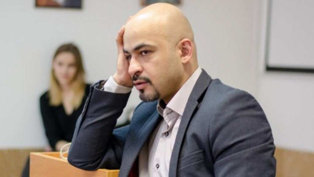 Мустафа Найем после избиения заявил обугрозах ипопросил длясебя госохрану | Русская весна