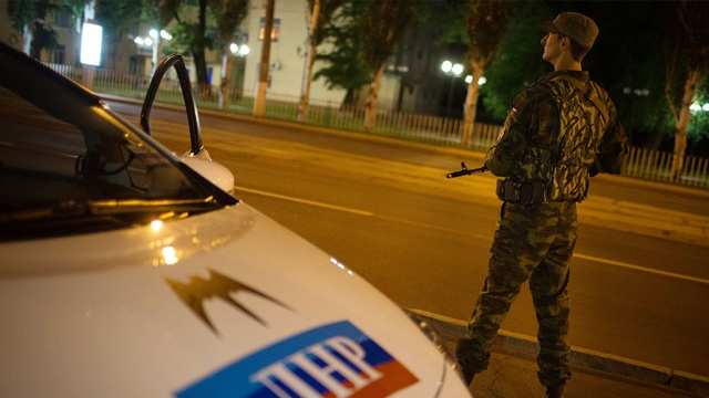 МВД ЛНР предотвратило попытку теракта в отношении военного комиссара Республики (ВИДЕО) | Русская весна