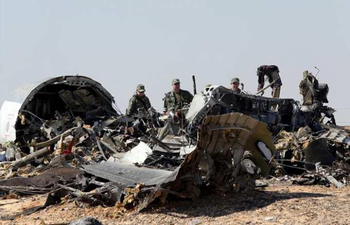 СМИ назвали имя предполагаемого организатора взрыва на борту А321 | Русская весна