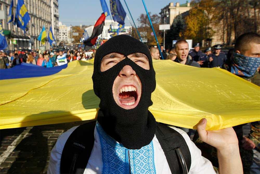 «Адекватным украинцам» — чёрным по белому   Русская весна