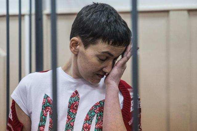 Савченко должны были освободить перед 8-м марта, новКремле передумали, — советник главы СБУ | Русская весна