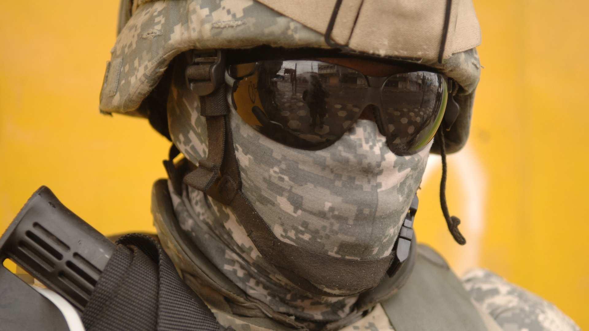 На Донбассе появились американские солдаты | Русская весна