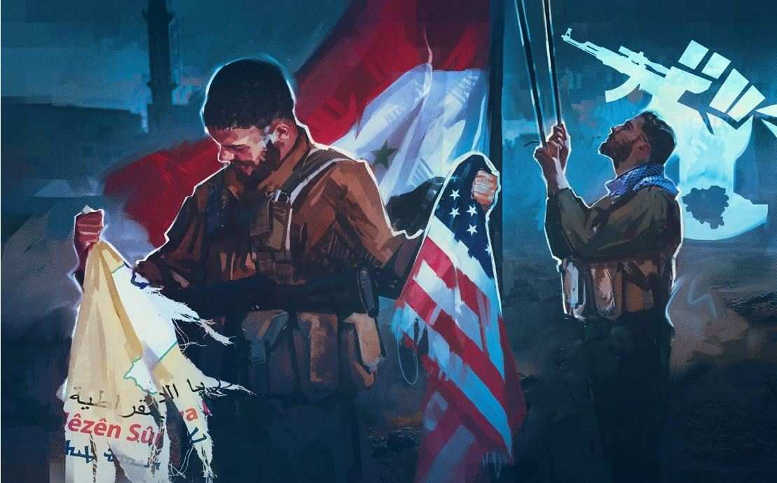 Резкое изменение обстановки в Сирии: пехоту коалиции США может спасти лишь чудо   Русская весна