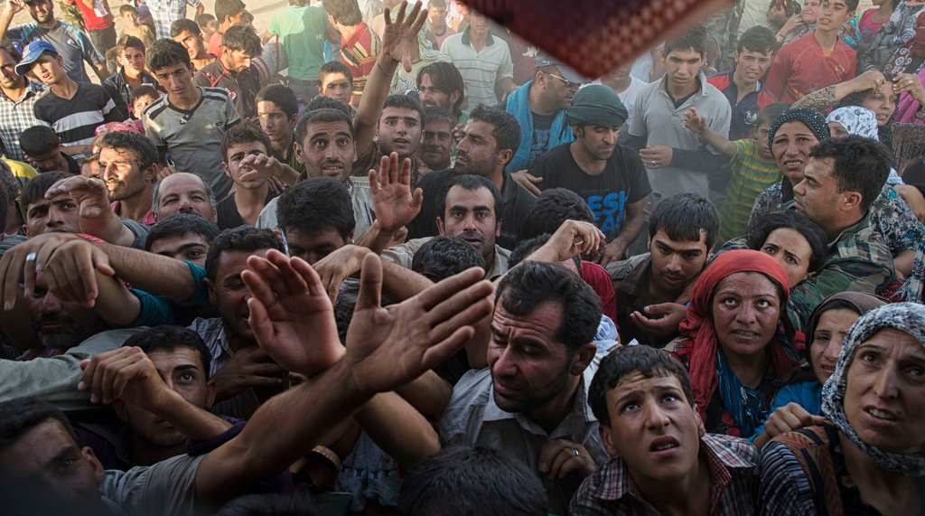 Полмиллиона человек в Сирии лишены доступа к гуманитарной помощи, — ООН | Русская весна