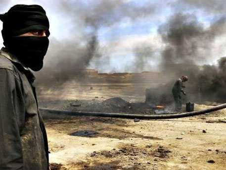 Украина импортирует нефть ИГИЛ через Одесский порт, — эксперт (ФОТО)   Русская весна