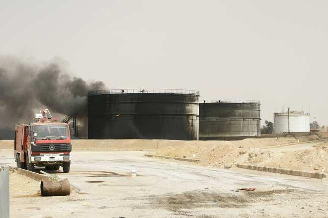 Иракский Курдистан признал своими танкеры с нефтью, изображенные на снимках Минобороны России | Русская весна