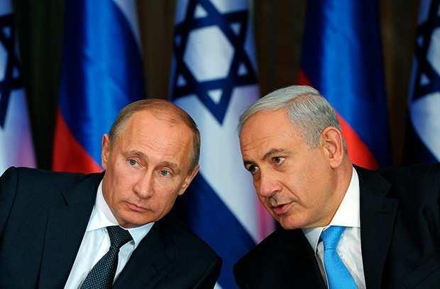 Глава Израиля рассказал о договоренностях с Путиным по Сирии   Русская весна