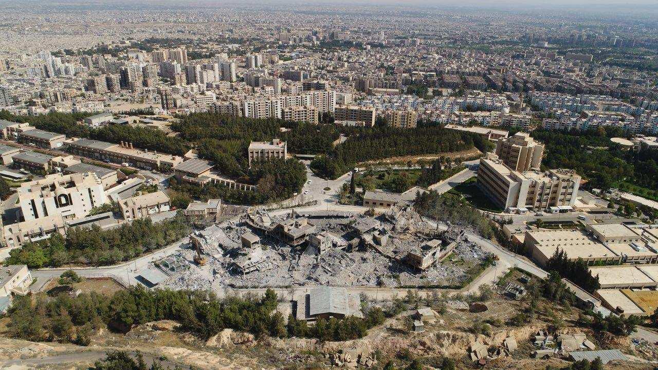 Минобороны «ткнуло лицом» в карту Сирии главу Пентагона | Русская весна