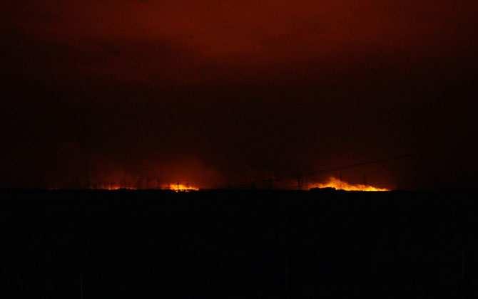 Донецк: позиции армии ДНР неожиданно подверглись обстрелу из артиллерии и пулеметов | Русская весна