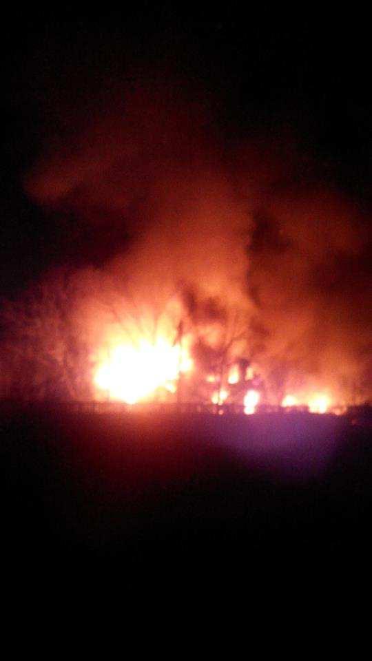 МОЛНИЯ: На наших позициях в Песках огненный ад!Уничтожен опорный пункт, есть потери, — батальон «Крым»(ФОТО) | Русская весна