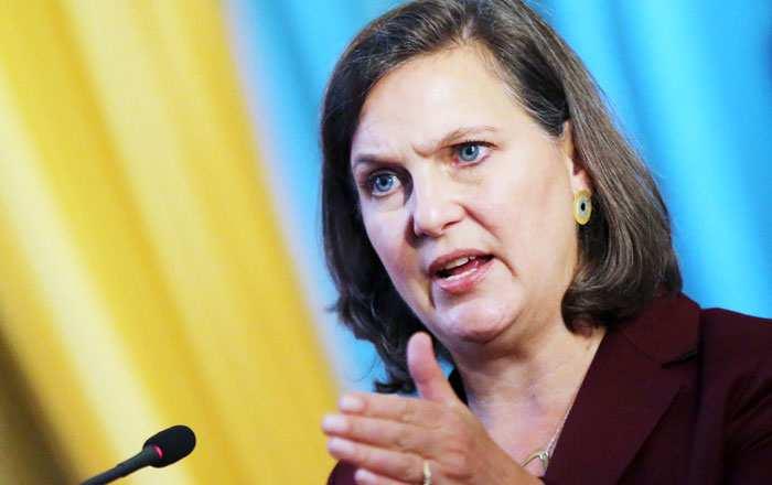 МВФпока неможет кредитовать Украину, — Нуланд | Русская весна