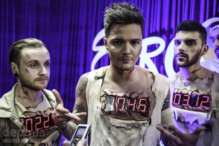 «Отличное выступление», — Джамала об украинской группе, занявшей 24 место на «Евровидении» (ВИДЕО) | Русская весна