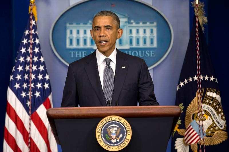 Обама назвал условия расширения военного сотрудничества с РФ по Сирии   Русская весна