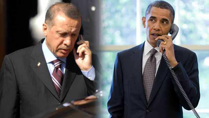 Обама и Эрдоган призвали Росиию «прекратить удары по умеренной оппозиции» | Русская весна