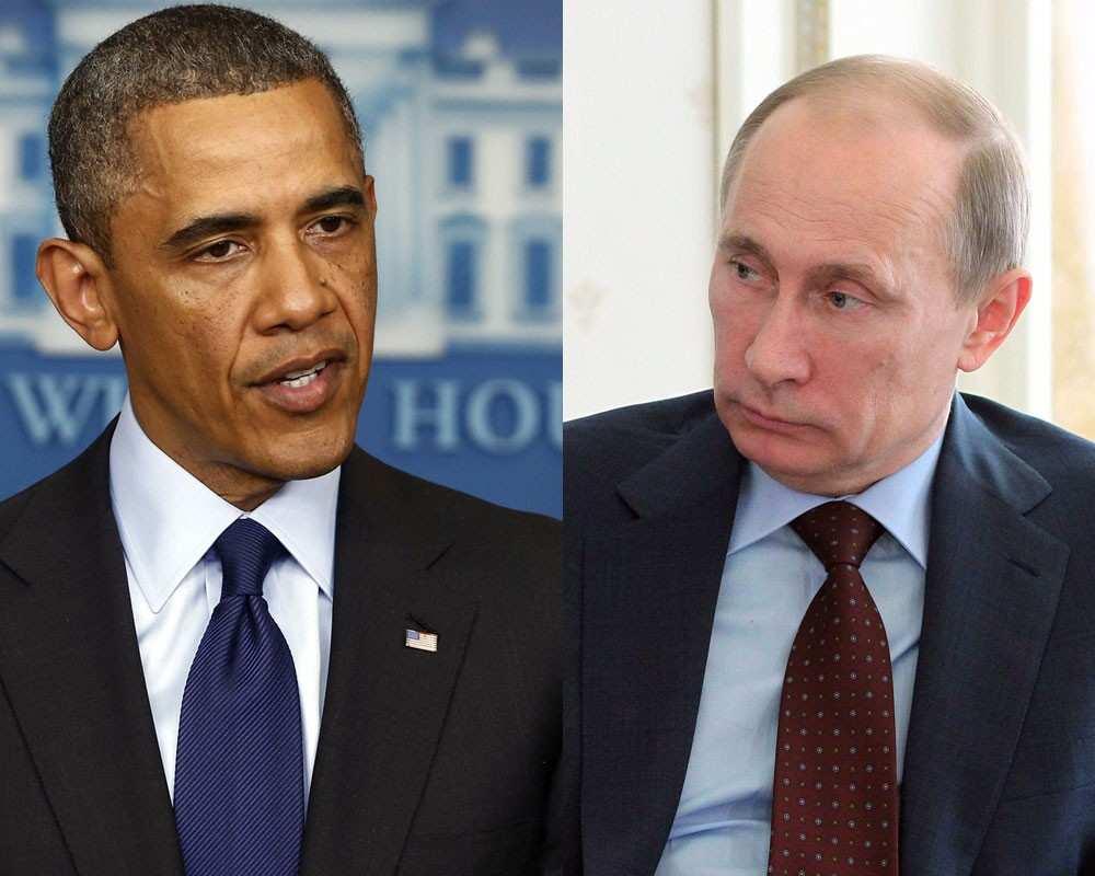 Перемирие в Сирии: о чем договорились Путин и Обама | Русская весна