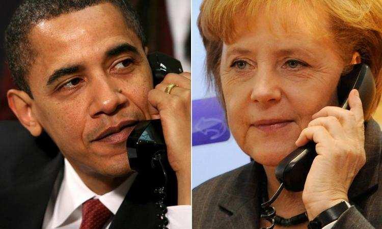 Обама и Меркель заявили о важности выполнения Минска-2 всеми сторонами | Русская весна