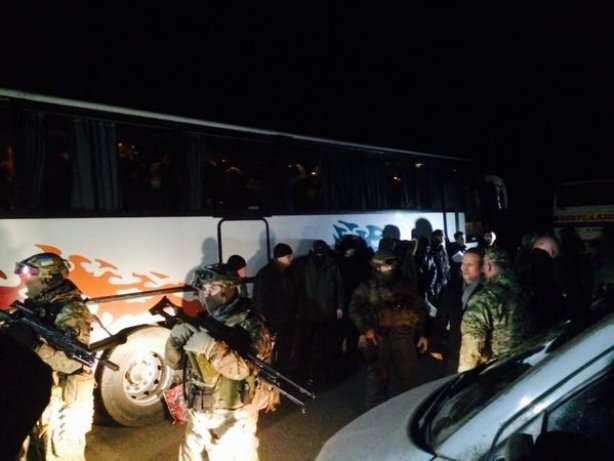 В январе ДНР в одностороннем порядке передала Украине 29 военнопленных | Русская весна