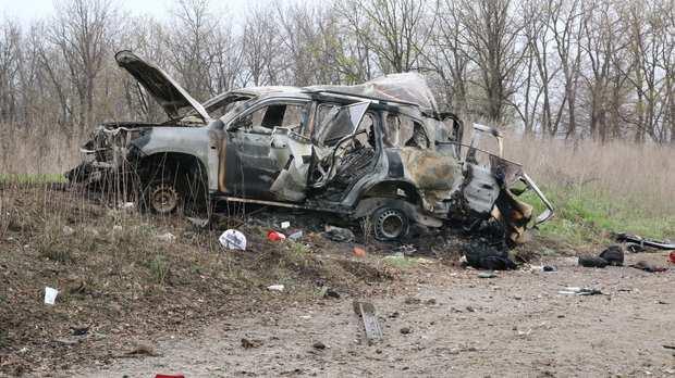 Подрыв машины ОБСЕ: покровы сорваны? | Русская весна