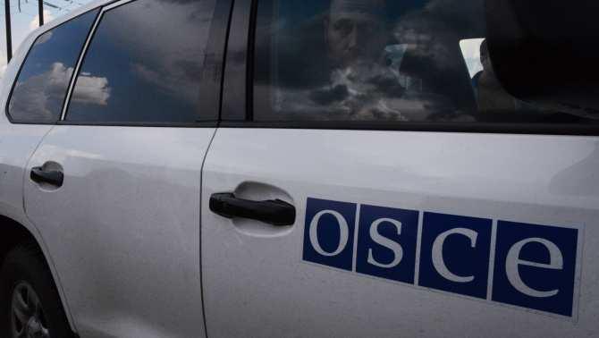ОБСЕ подтвердила обстрел своего беспилотника украинскими военными | Русская весна