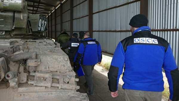 ОБСЕ может завершить верификацию вооружений через три дня | Русская весна