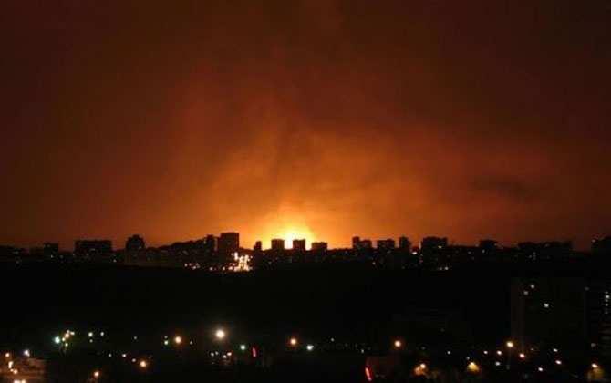 МОЛНИЯ: на Мариупольском фронте вспыхнули ожесточенные бои, применяются танки и артиллерия    Русская весна