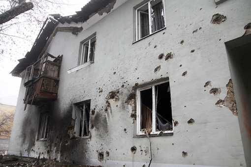 ВСУобстреляли детский садвКуйбышевском районе, — мэрия | Русская весна