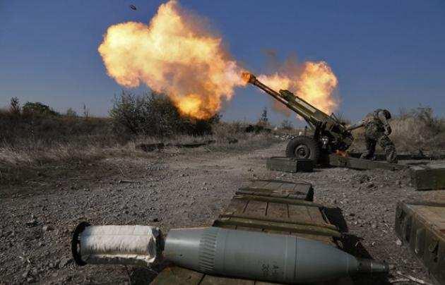 Силы ВСУ обстреляли позиции Народной милиции ЛНР | Русская весна