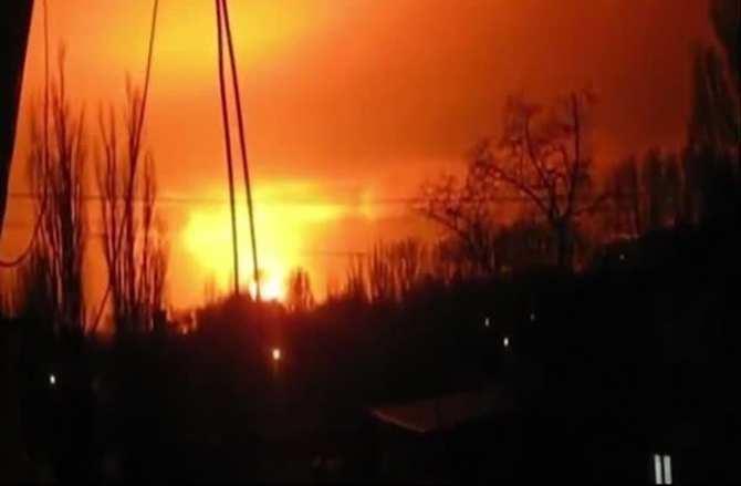 Украинская армия корректирует огонь с помощью дронов и применяет новую тактику для отсечения Куйбышевского и Киевского районов Донецка | Русская весна
