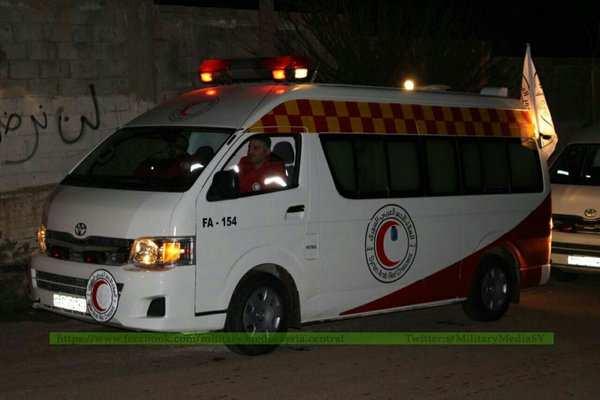 ВАЖНО: под Дамаском боевики обстреляли медицинские машины Красного Креста, эвакуирующие больных мирных жителей (ФОТО, ВИДЕО) | Русская весна