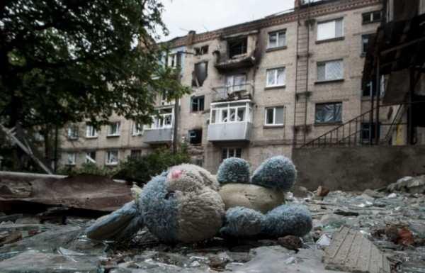 Донецк и окраины Горловки оказались под минометным огнем   Русская весна