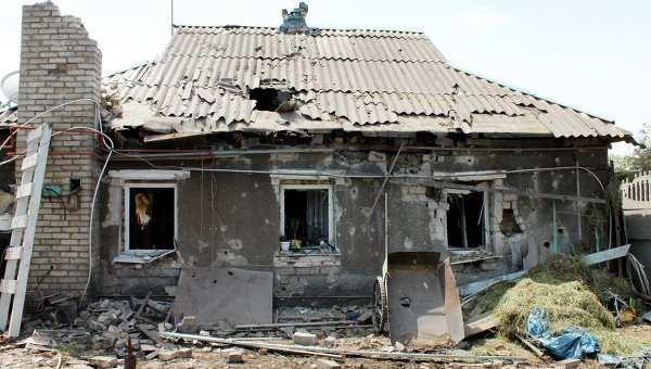 ДНР почти 900 раз оказывалась под обстрелами ВСУ и нацбатальонов за прошедшую неделю | Русская весна