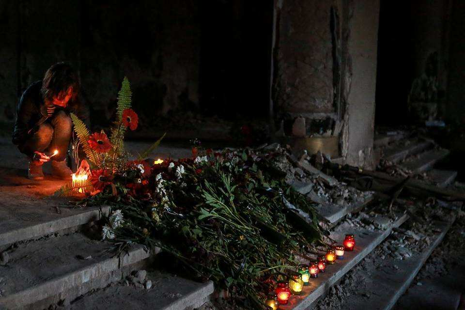 В храмах ЛНР молятся об упокоении душ жертв трагедии в Одессе | Русская весна