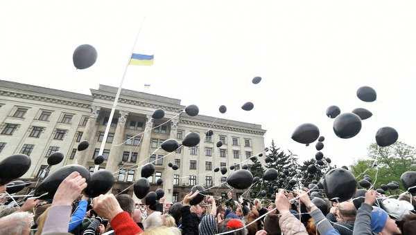 Во Франции покажут фильм-расследование о трагедии в Одессе   Русская весна