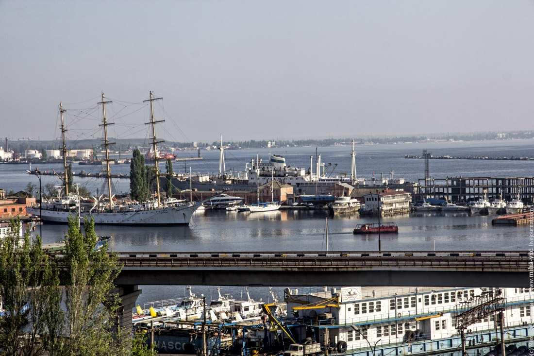 Саакашвили хочет отдать одесский порт иностранцам (ВИДЕО) | Русская весна