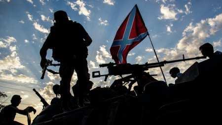 Под Донецком идет «охота» на диверсантов | Русская весна